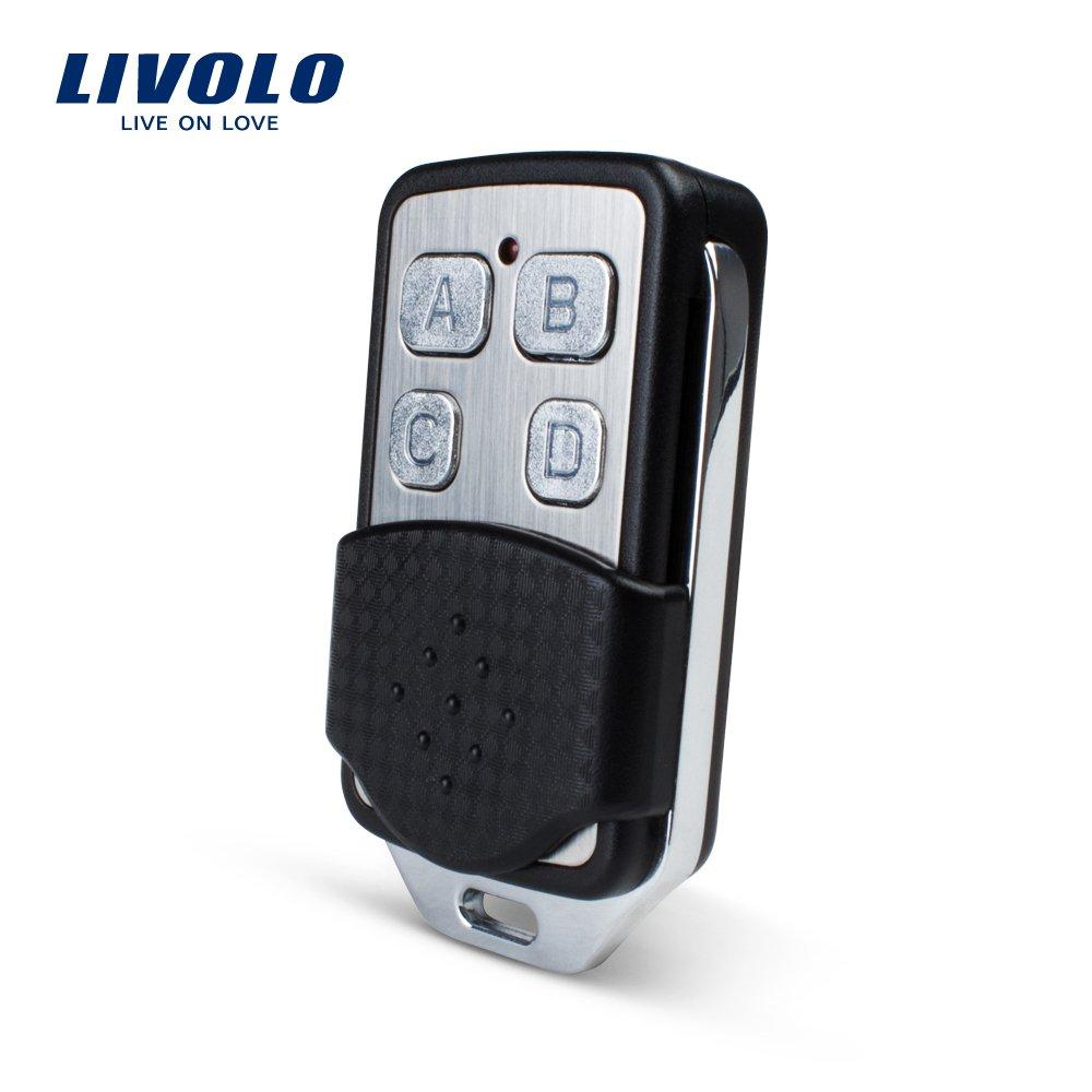 Telecomanda tip breloc Livolo imagine case-smart.ro 2021
