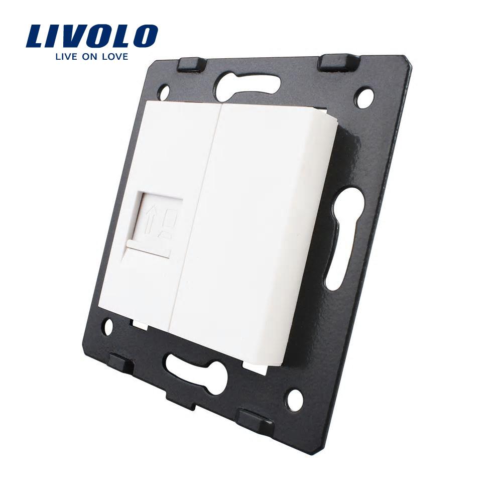 Priza internet Livolo imagine case-smart.ro 2021