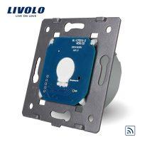 Modul intrerupator simplu wireless cu touch LIVOLO