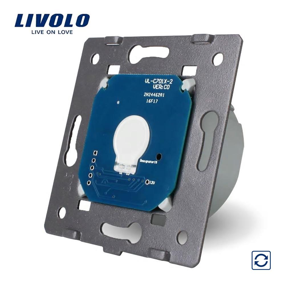 Modul reset cu touch LIVOLO imagine case-smart.ro 2021