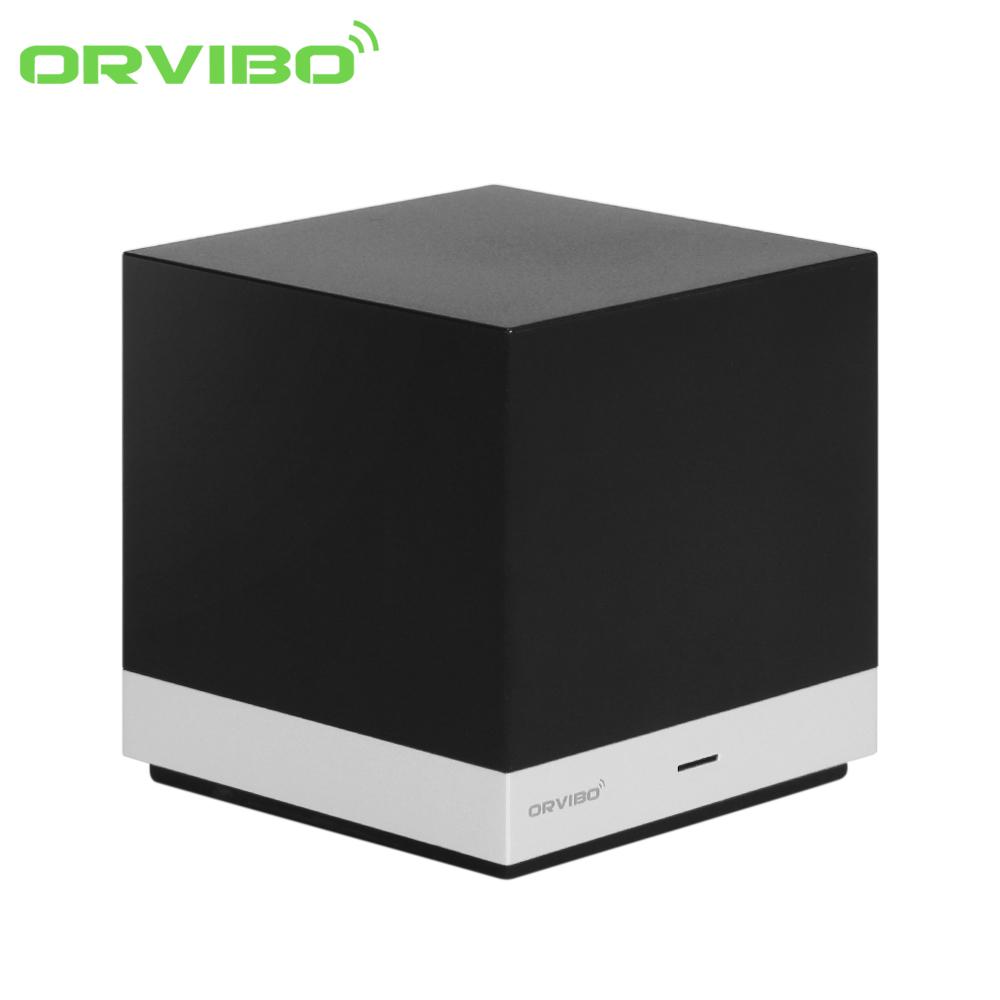 Telecomanda Cub Magic Orvibo WIFI + IR imagine case-smart.ro 2021