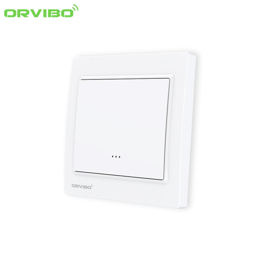 Intrerupator Inteligent Orvibo simplu – protocol Zigbee