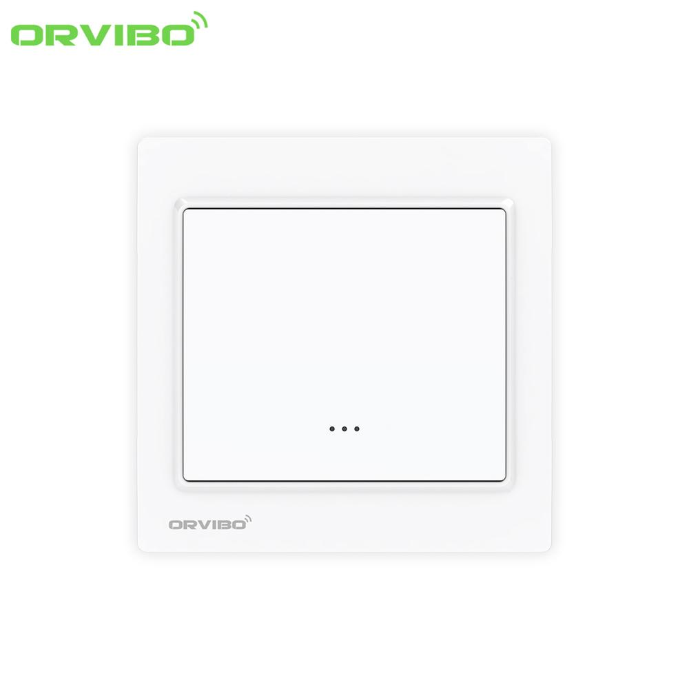 Intrerupator Inteligent Orvibo simplu – protocol Zigbee imagine case-smart.ro 2021