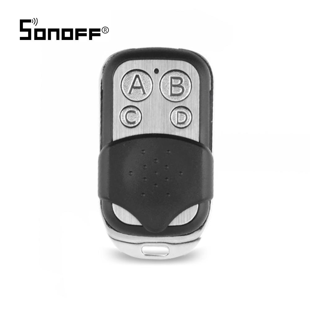 Telecomanda RF Sonoff imagine case-smart.ro 2021