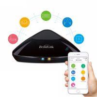 Hub inteligent cu functie de Telecomanda universala, Hub BroadLink RM PRO Plus