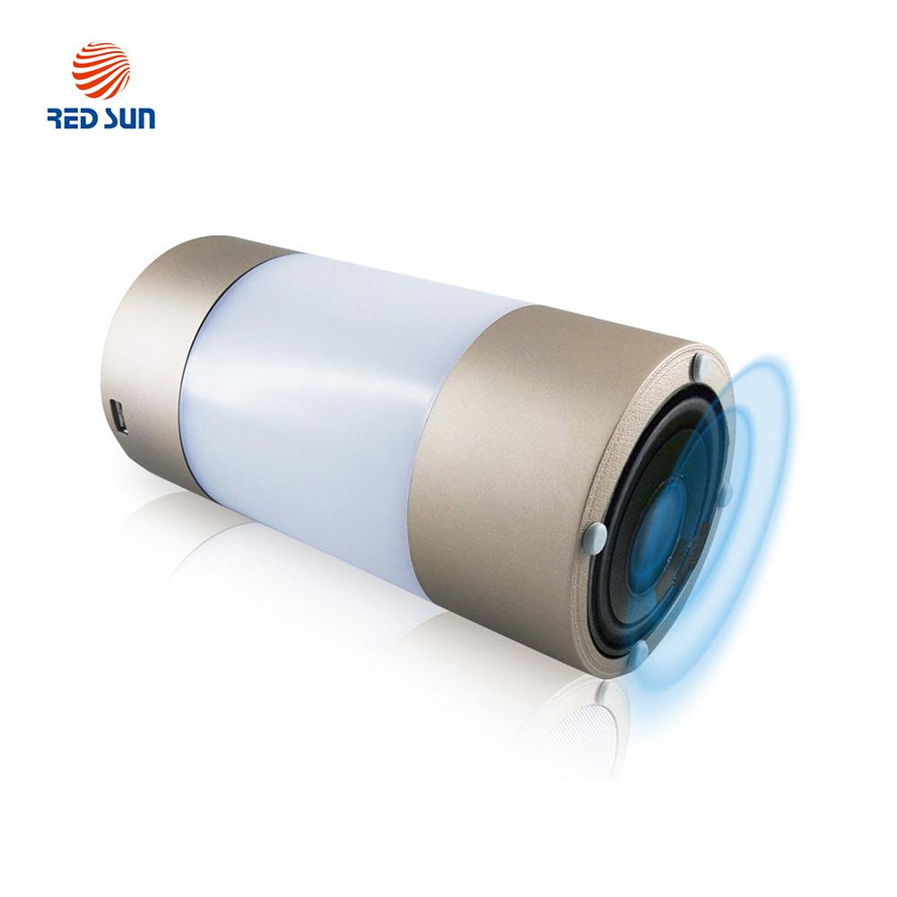 Subwoofer inteligent portabil, lampa RGB, bluetooth si lumina SOS Red Sun imagine case-smart.ro 2021