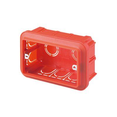 Doza incastrata GW 24403 ST 3 module compatibil – Livolo Standard Italian