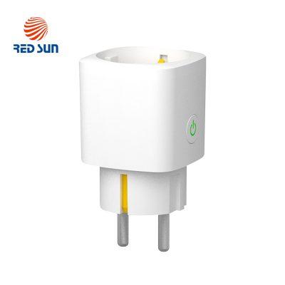 Priza inteligenta rectangulara RedSun RS-SSB02 cu monitorizare de energie, Control de pe telefonul mobil