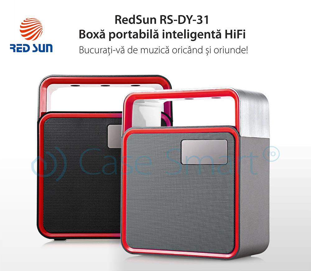 Boxa si lampa inteligenta portabila Redsun RS-DY-31