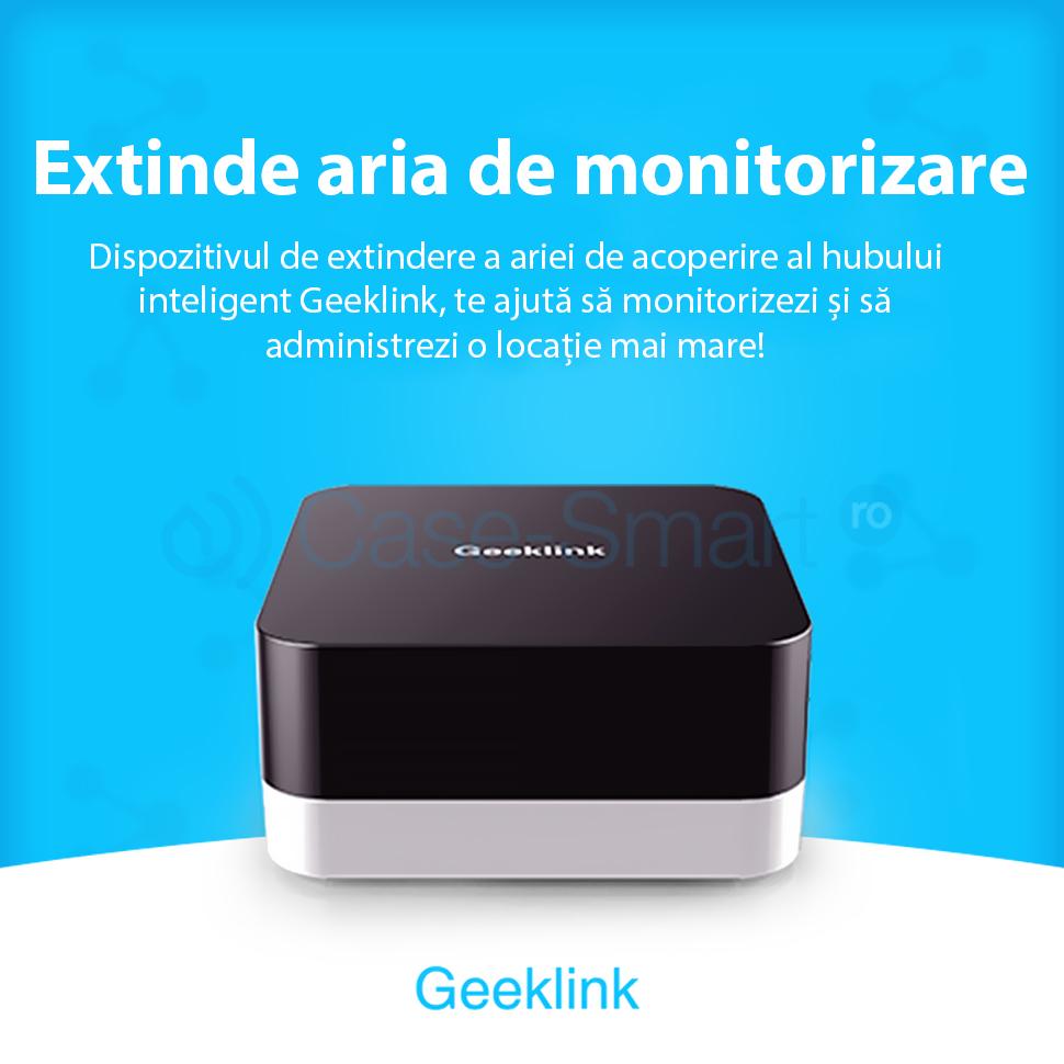 Extensie semnal IR si RF Geeklink