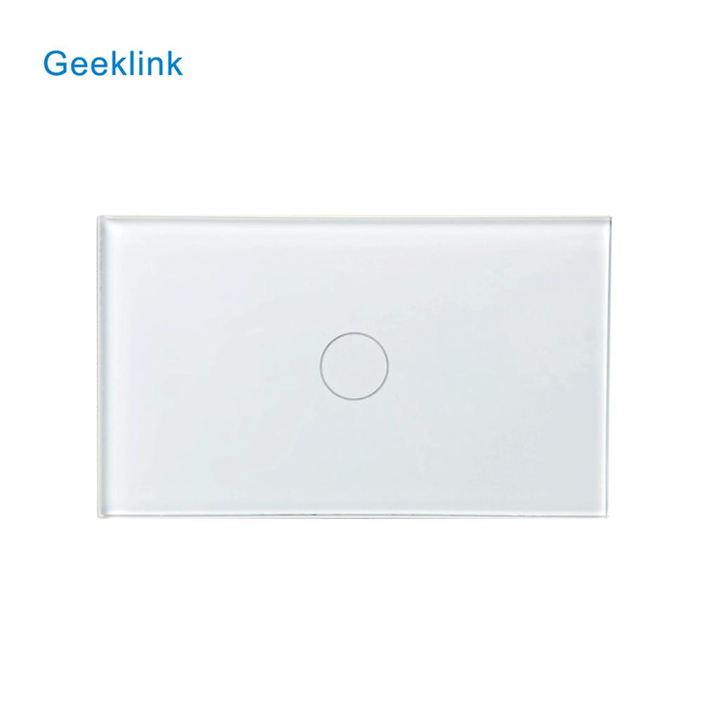 Intrerupator simplu inteligent Geeklink USFB2-1 imagine case-smart.ro 2021