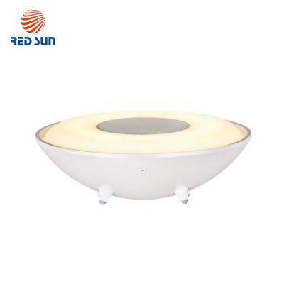 Boxa si lampa inteligenta ovala cu Bluetooth Red Sun RS-WBSL-X5