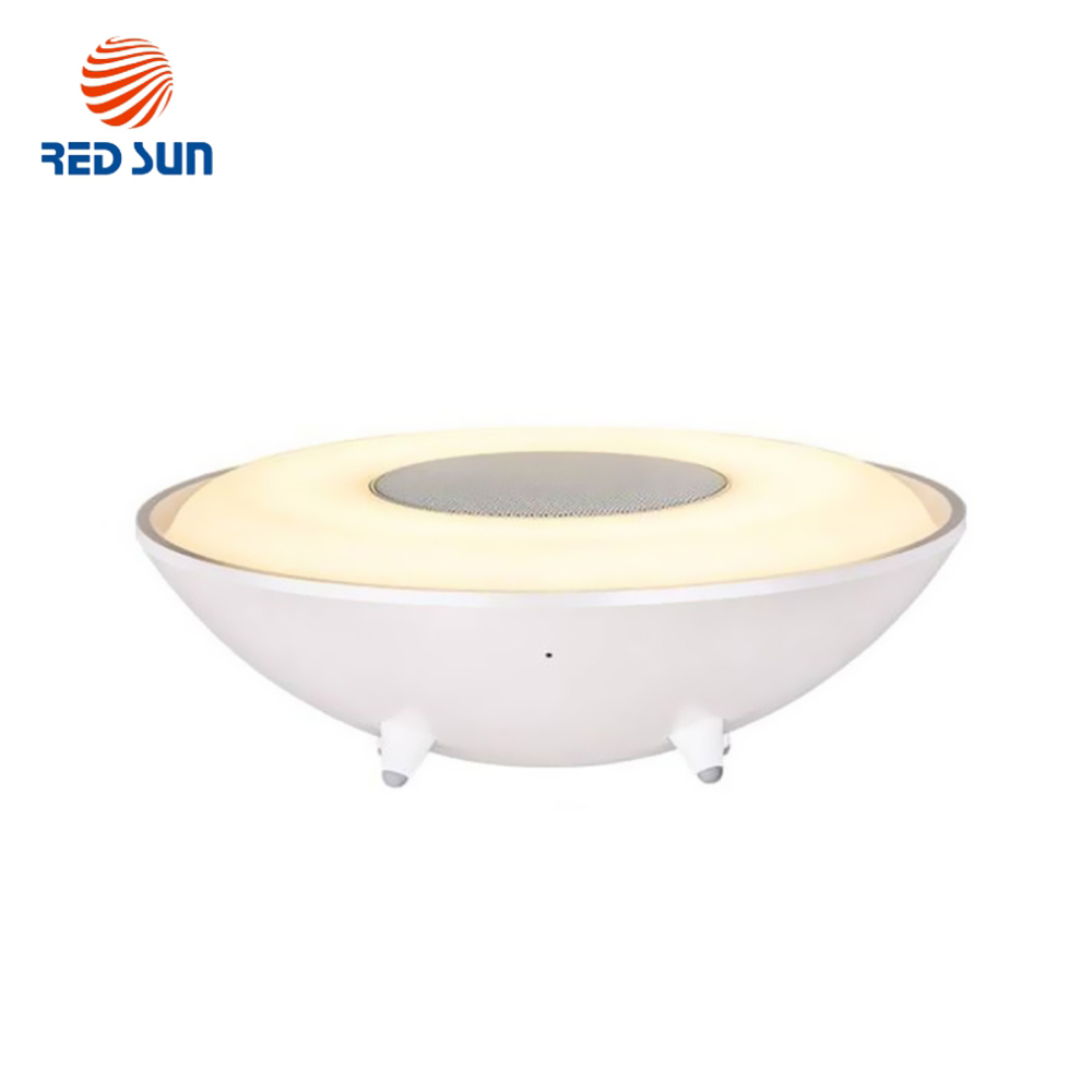 Boxa si lampa inteligenta ovala cu Bluetooth Red Sun RS-WBSL-X5 imagine case-smart.ro 2021