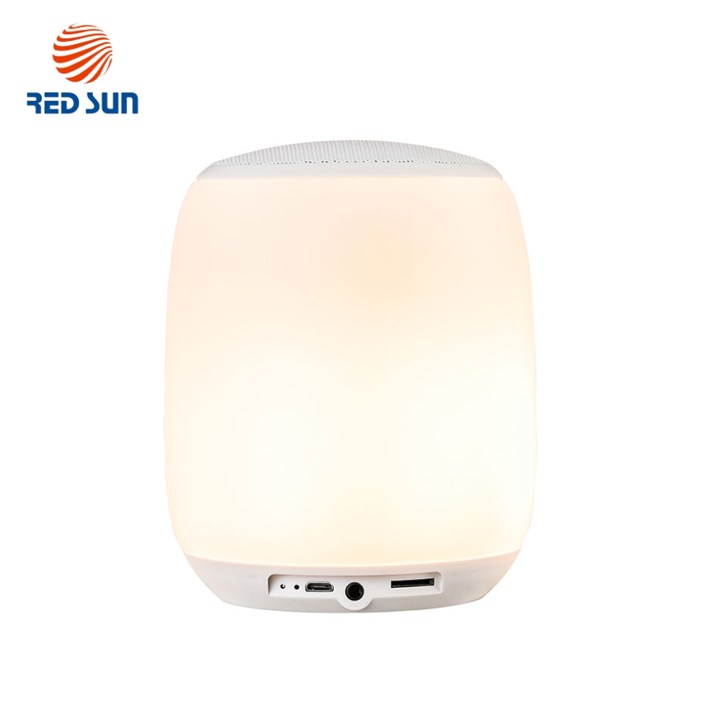 Boxa si lampa inteligenta cu touch portabila si bluetooth RedSun RS-WBSL-Q5 imagine case-smart.ro 2021
