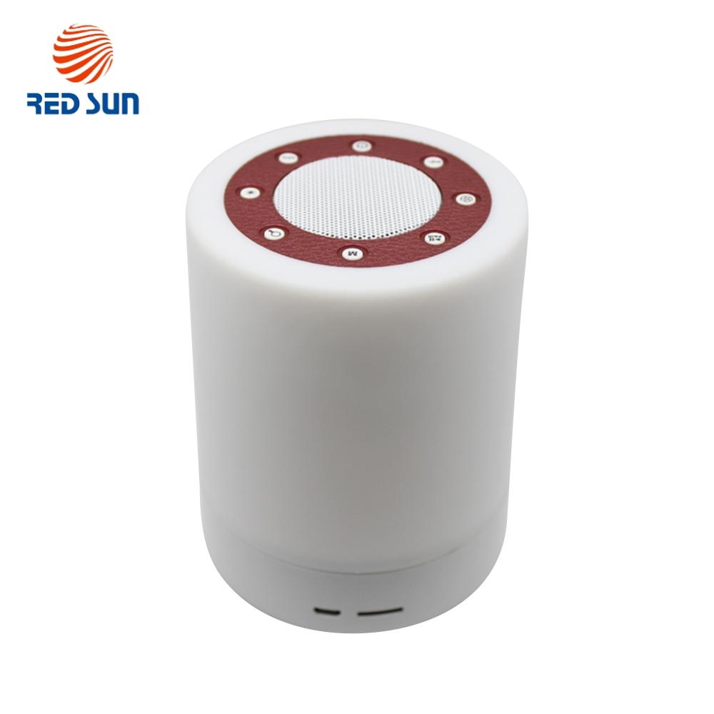 Boxa si lampa inteligenta cu bluetooth si wireless RedSun RS-WBSL-V1 imagine case-smart.ro 2021