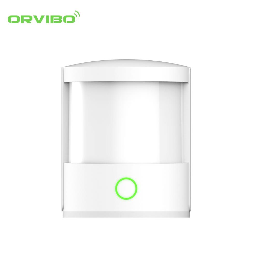 Senzor de prezenta si miscare Orvibo protocol ZigBee imagine case-smart.ro 2021