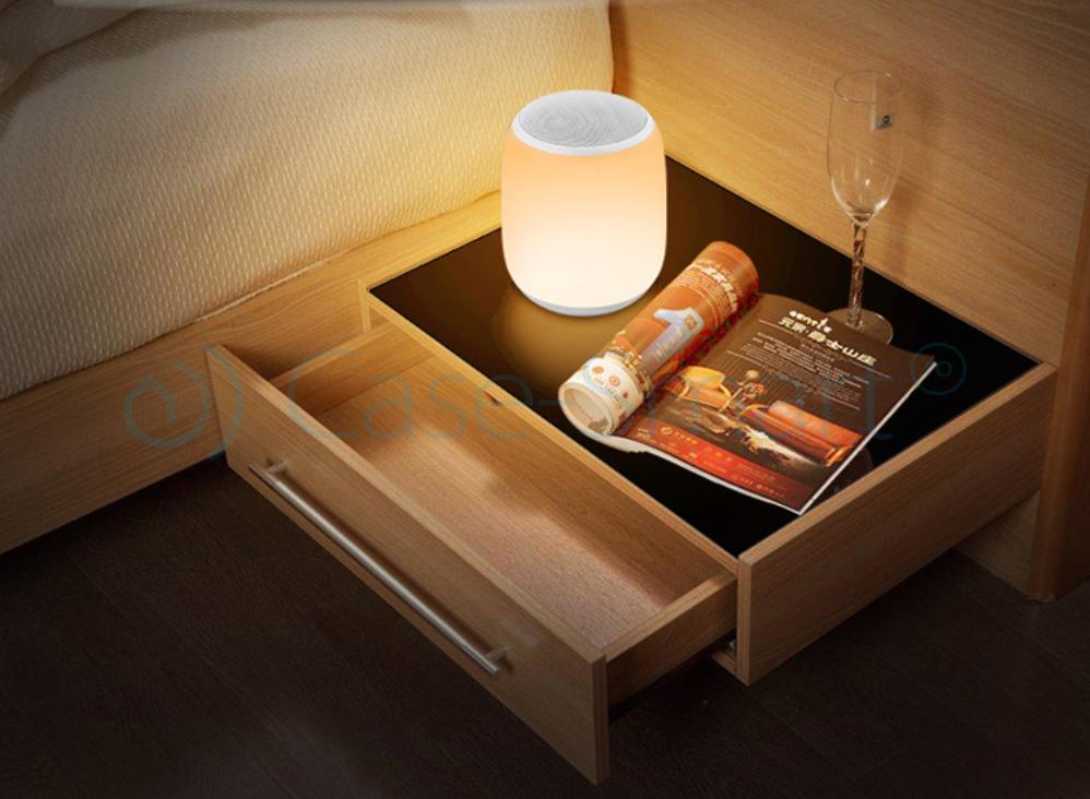 Boxa si lampa inteligenta cu touch portabila si bluetooth RedSun RS-WBSL-Q5