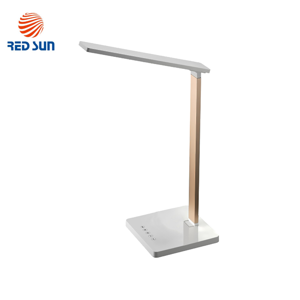 Lampa de birou cu incarcare telefon wireless QI RedSun RS-LTL-X9A-WC imagine case-smart.ro 2021