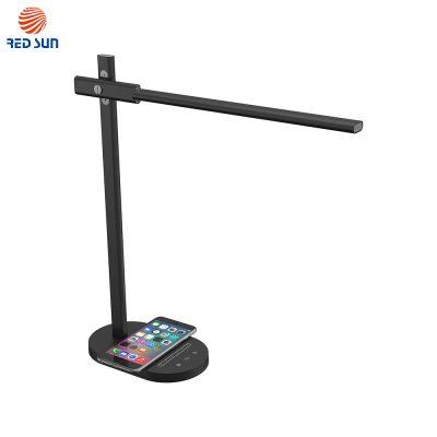 Lampa de birou cu incarcare wireless QI pentru telefonul mobil RS-LTL-508W