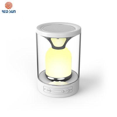 Lampa cu touch si boxa portabila RedSun RS-WBSL-C08