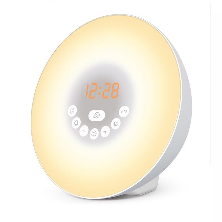 Boxa Bluetooth cu lampa, alarma si radio FM RedSun 6640C imagine case-smart.ro 2021