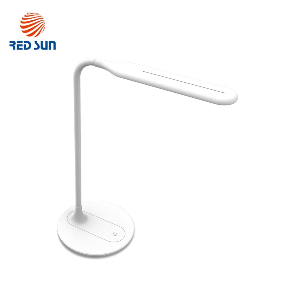 Lampa de birou Red Sun 3 cu niveluri de iluminare imagine case-smart.ro 2021