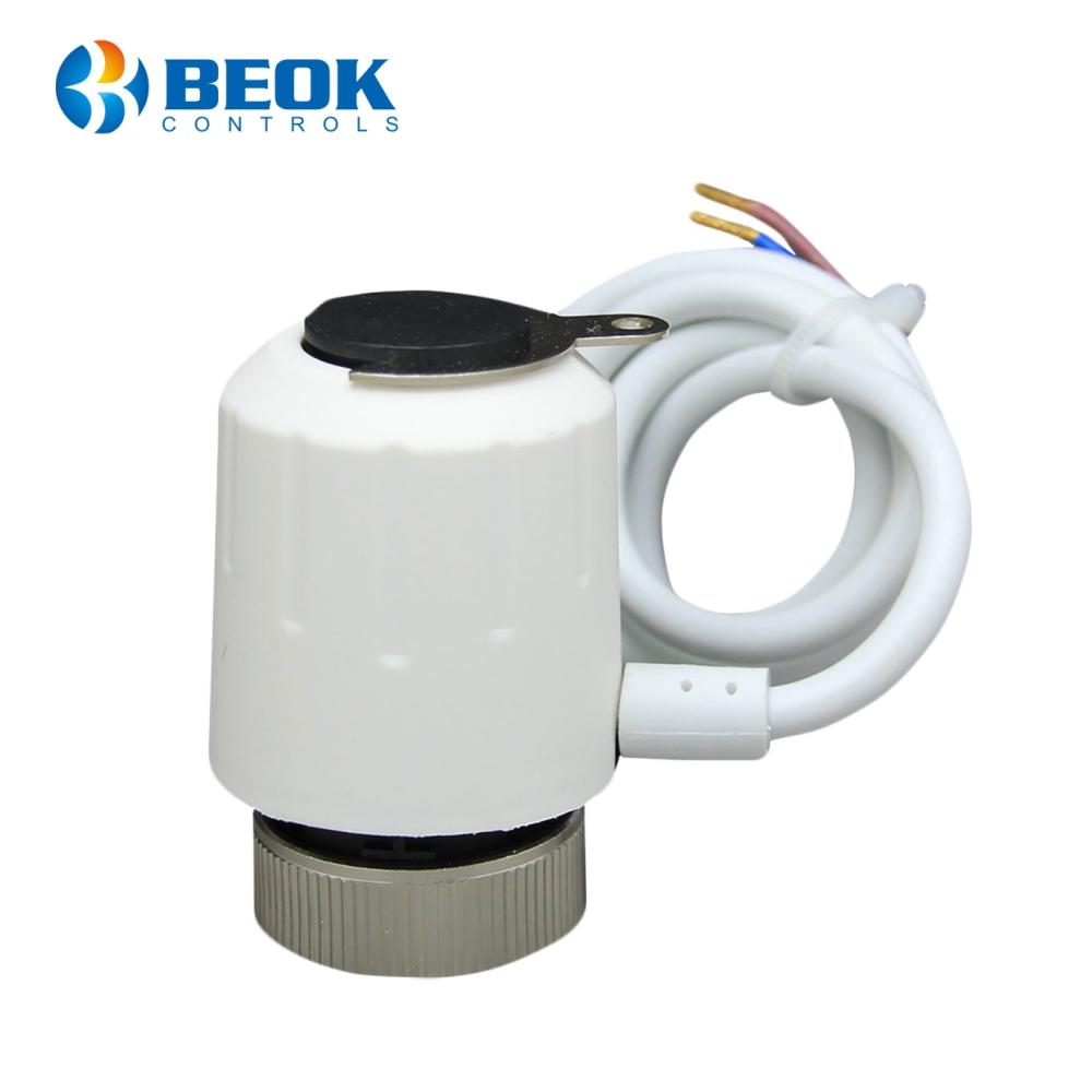 Actuator termic normal inchis BeOk RZ-AW230-NC imagine case-smart.ro 2021