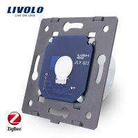 Modul Intrerupator simplu cu touch Livolo – protocol ZigBee