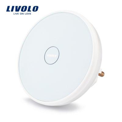 Sonerie wireless Livolo cu touch din sticla – VL-D101EU-11