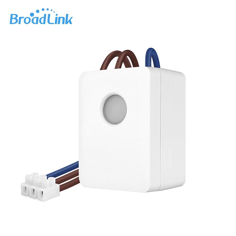 Releu WiFi BroadLink SCB1E, Functie de monitorizare consum energie, Programare interval functionare, Creare scene functionare, Timer, Control de pe telefonul mobil imagine case-smart.ro 2021