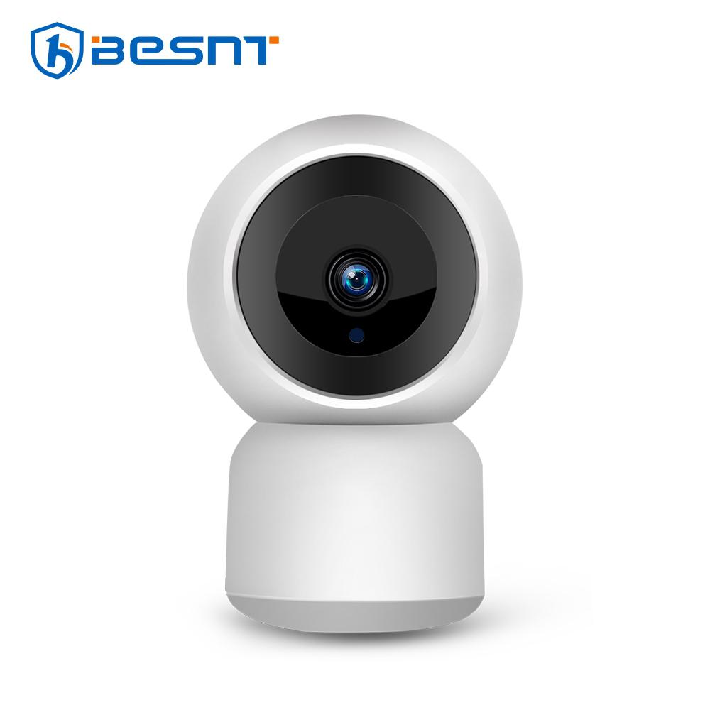 Camera de supraveghere IP BS-IP33L, WIFI, 3.6mm, 2.0MP CMOS, 1080P, Comunicare bidirectionala, Night vision, Camera rotativa, Detectie miscare, Stocare in cloud, Alerte pe telefonul mobil/ Email imagine case-smart.ro 2021