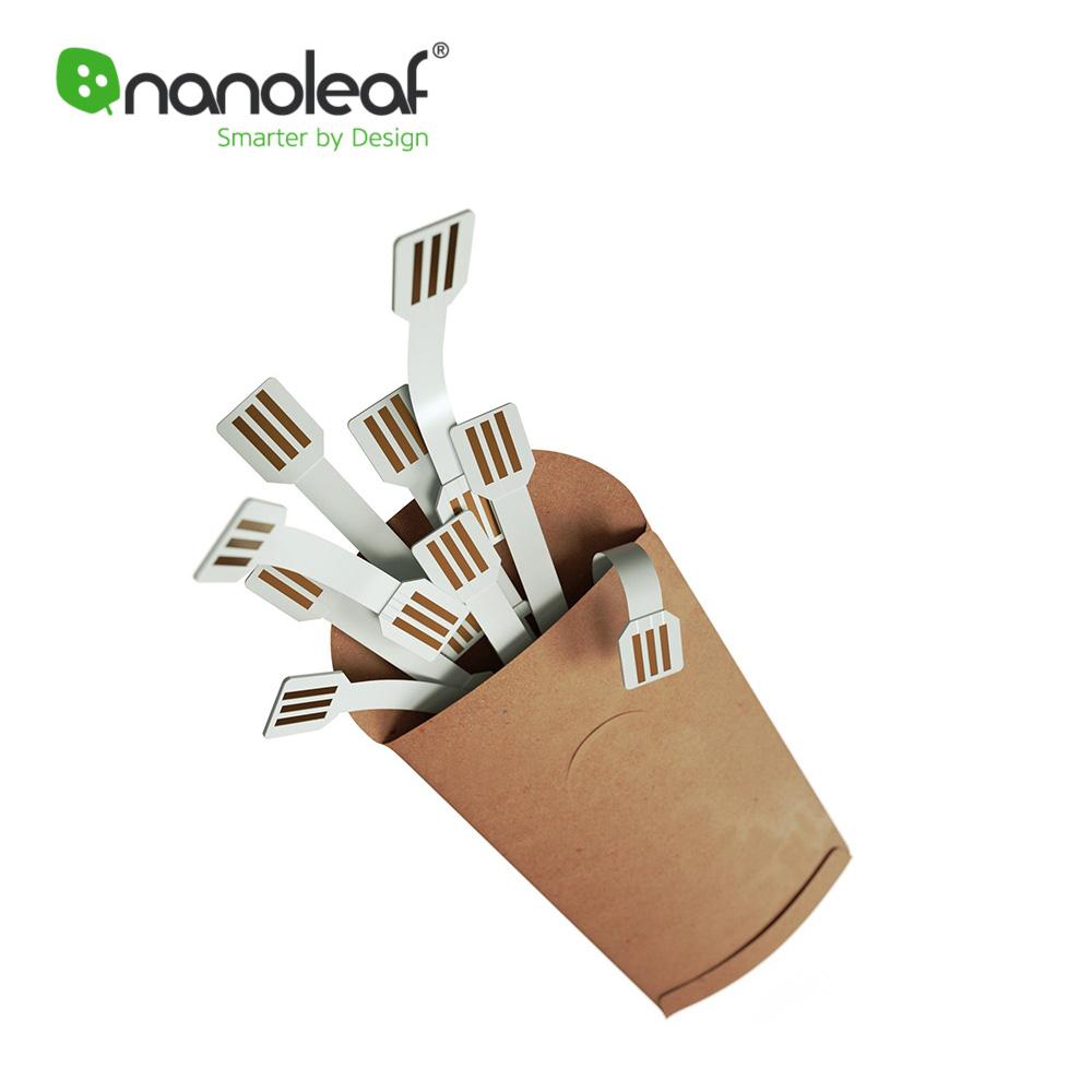Conectori flexibili Nanoleaf Canvas – Flex Linkers, NC04-0030 imagine case-smart.ro 2021