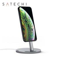 Stand incarcare Satechi pentru iPhone, Aluminiu culoare gri