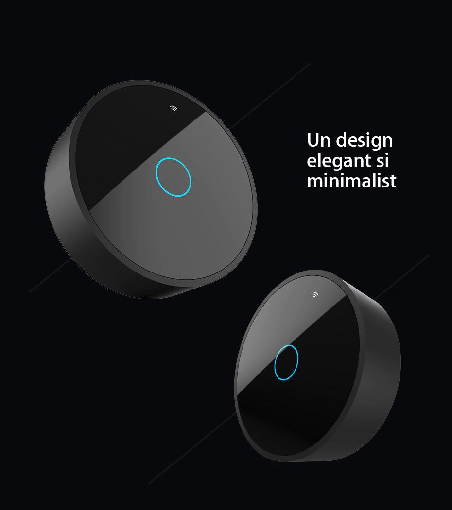 Hub Livolo ZigBee Control WiFi & Din aplicatie