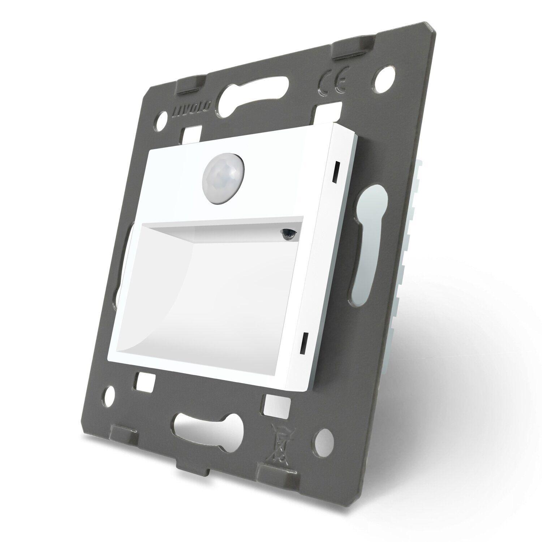 Lampa de veghe LED Livolo cu senzor miscare incorporat imagine case-smart.ro 2021