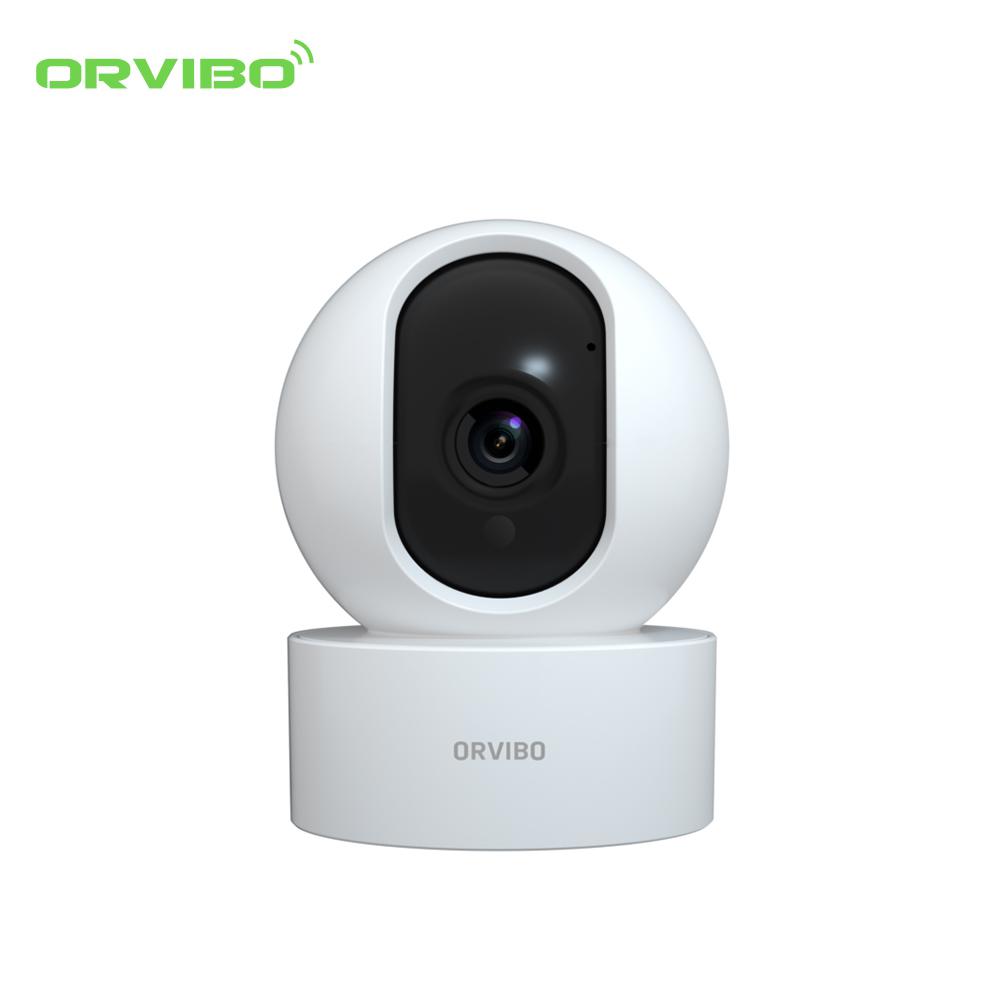 Camera de supraveghere inteligenta Wi-Fi Orvibo cu infrarosu SC32PT imagine case-smart.ro 2021
