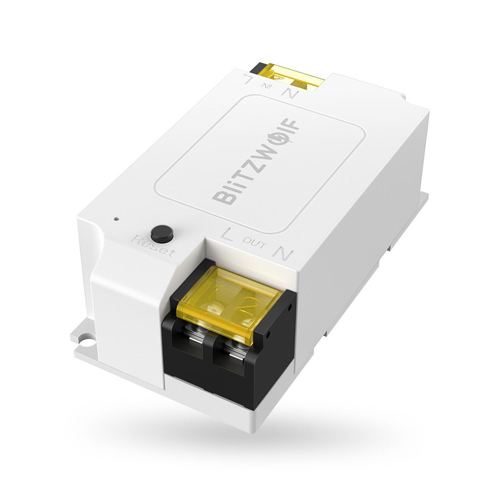 BlitzWolf BW-SS1, Controller inteligent, WiFi, 15A, 3300W, Compatibil cu Amazon Alexa, Google Home & IFTTT imagine case-smart.ro 2021