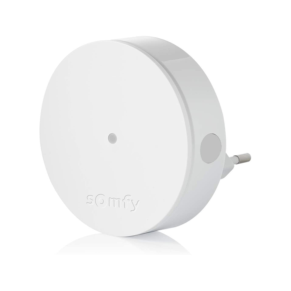 Extensie radio Somfy Protect, Compatibil cu Somfy One, One+, Somfy Home Alarm imagine case-smart.ro 2021
