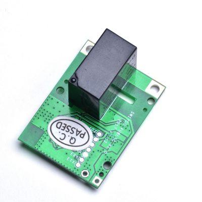 Releu modul smart Sonoff, 5V, Wi-Fi, Compatibil cu Google Home, Alexa & IFTTT