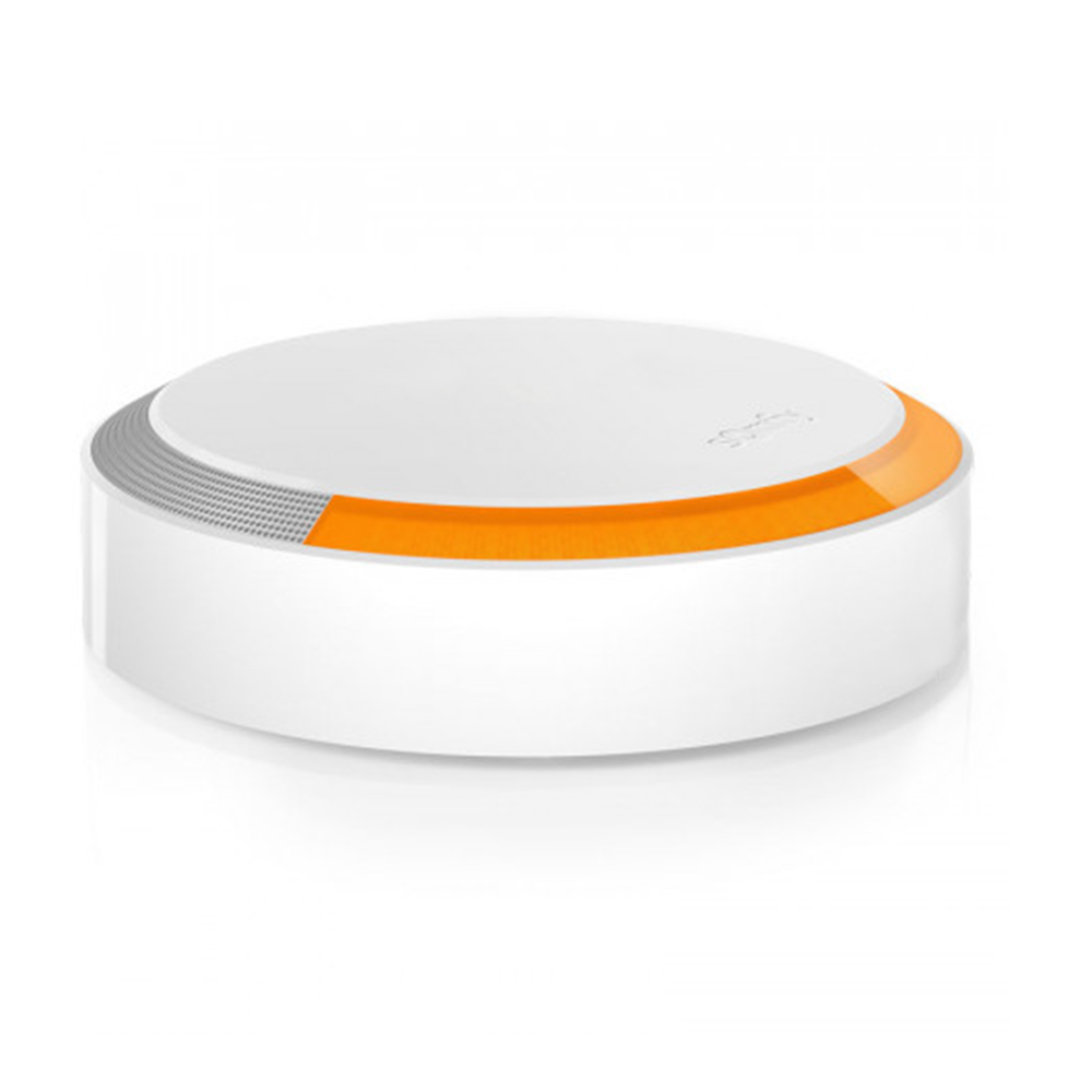 Sirena de exterior Somfy, 112 dB, Compatibil cu Somfy One, One+, Somfy Home Alarm imagine case-smart.ro 2021