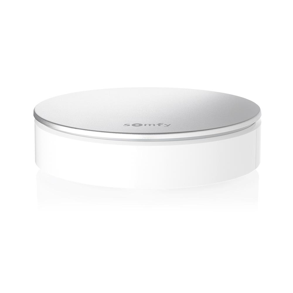 Sirena de interior Somfy, 110 dB, Compatibil cu Somfy One, One+, Somfy Home Alarm imagine case-smart.ro 2021