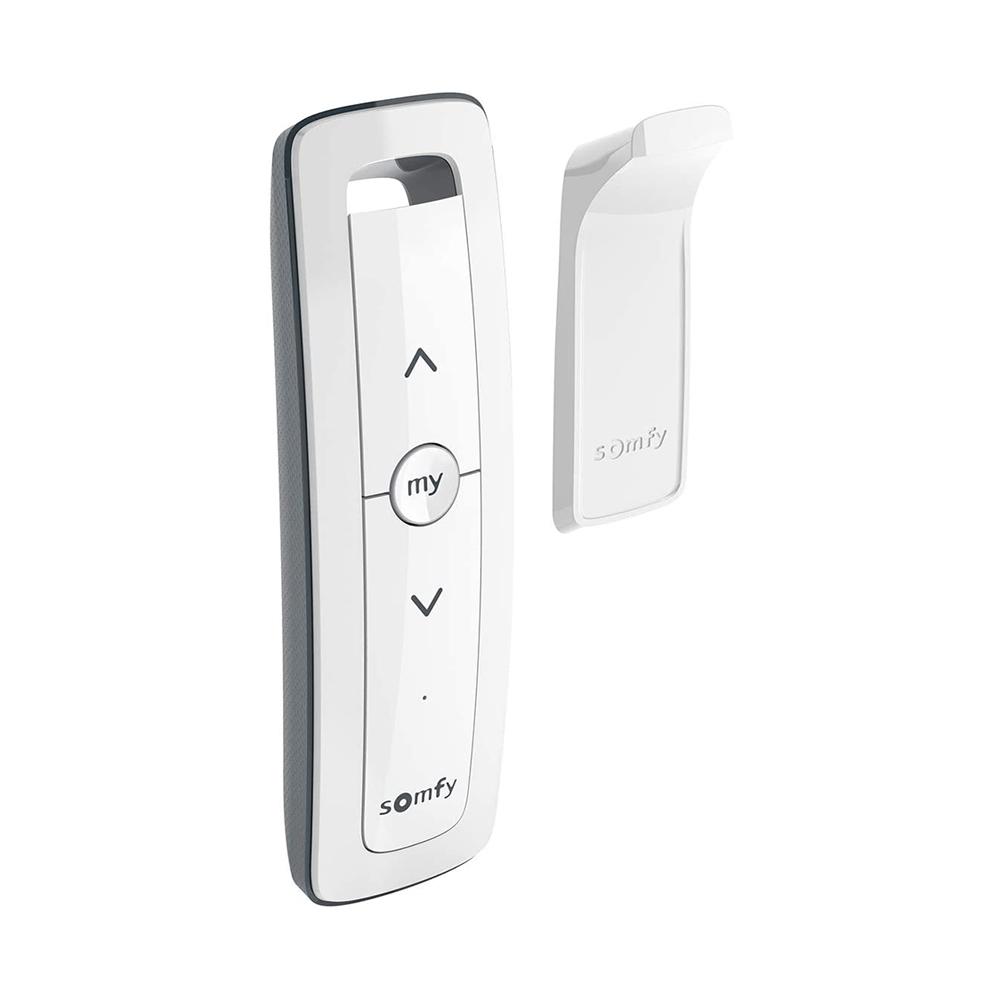 Telecomanda Situo 1 io Pure II EE, Buton rotativ, Functie auto / manual, Compatibil cu io-homecontrol imagine case-smart.ro 2021