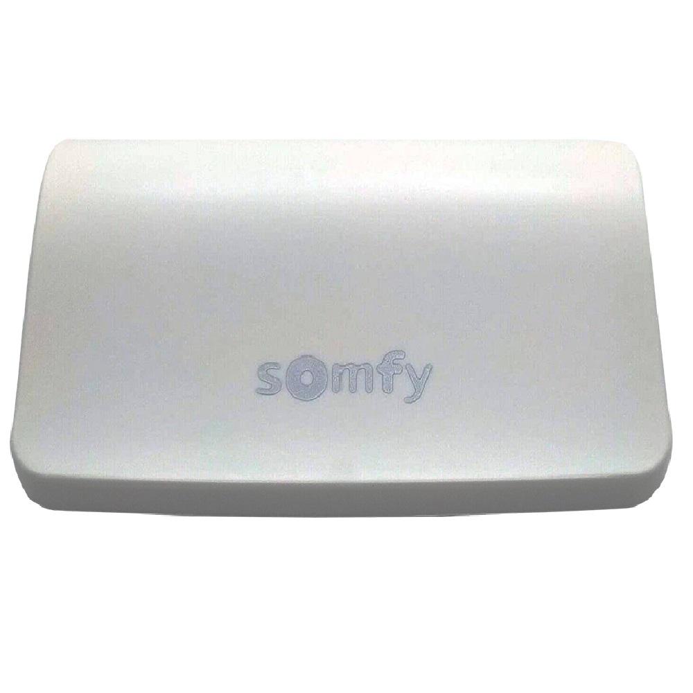 Unitate de comanda Somfy CONNEXOON io, Wireless, 2 Aplicatii imagine case-smart.ro 2021