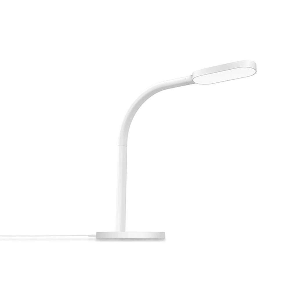 Lampa LED pentru birou, Yeelight YLTD02YL, Alb, 260 LM, Flexibila 360°, Bateria 2000 mAh, Luminozitate reglabila imagine case-smart.ro 2021