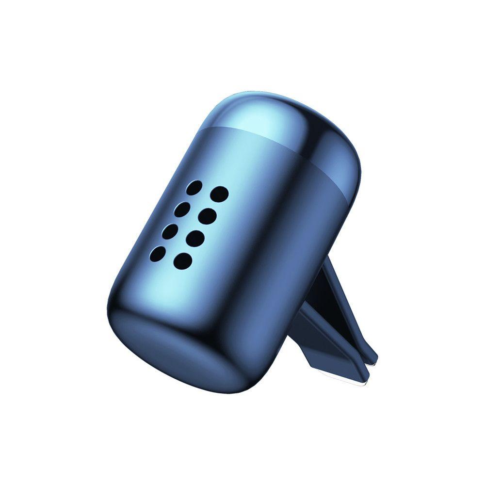 Odorizant Auto Baseus Little Fatty Mini, SUXUN-PDA03, Albastru, 5 Pastile parfumate imagine case-smart.ro 2021