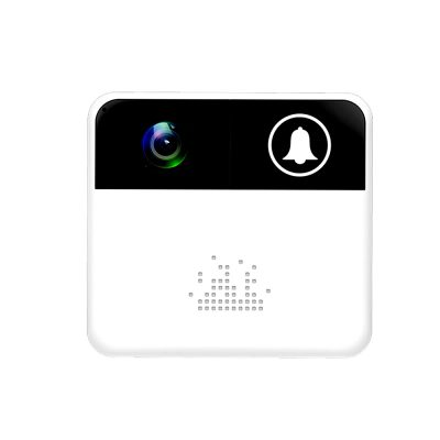 Sonerie inteligenta si camera de securitate Besnt ISD1 BS-M09W, HD, Control din aplicatie, Suport card SD