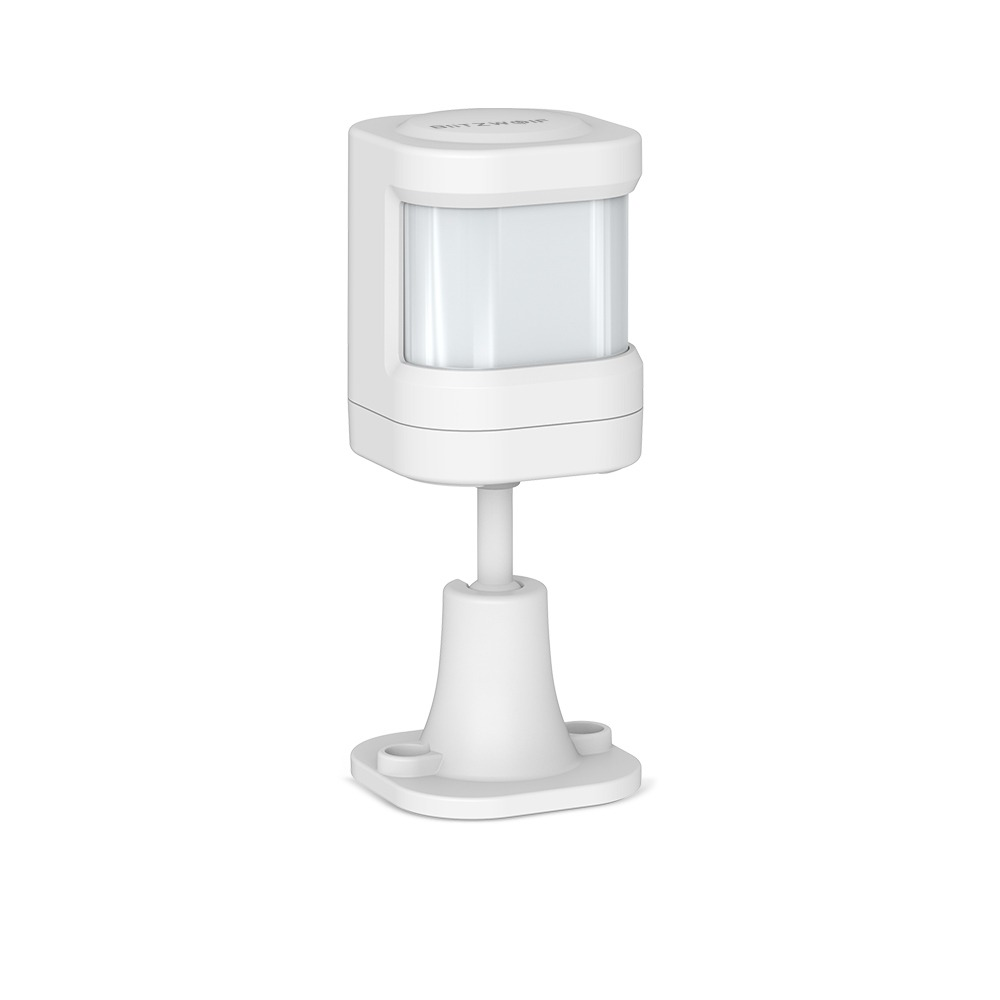 Senzor de miscare BlitzWolf BW-IS6-PIR, Wireless, Distanta 8 metri, 433 MHz imagine case-smart.ro 2021