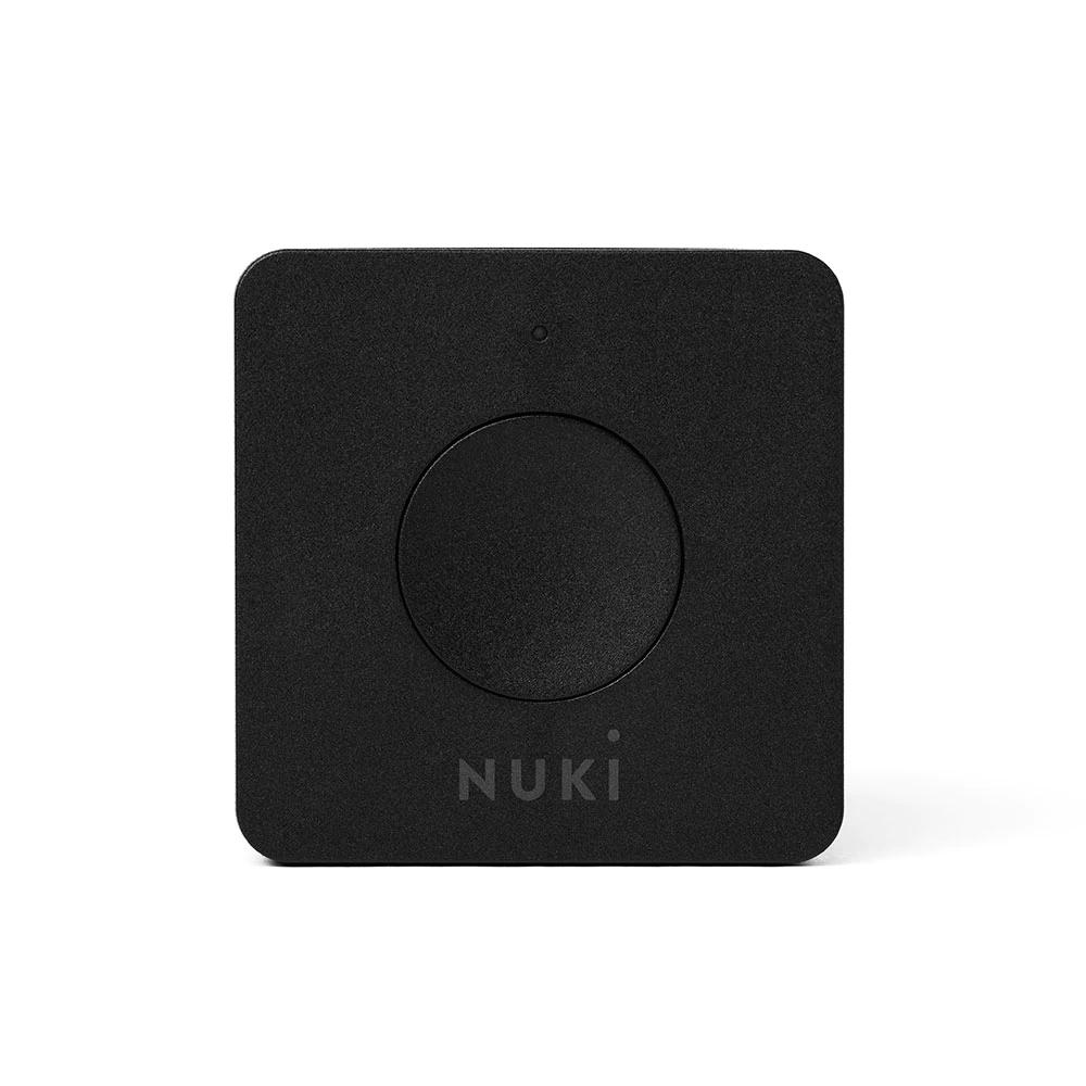 Adaptor Wi-Fi Nuki Bridge, Pentru Nuki Smart Lock 2.0, Control de la distanta, 220V imagine case-smart.ro 2021