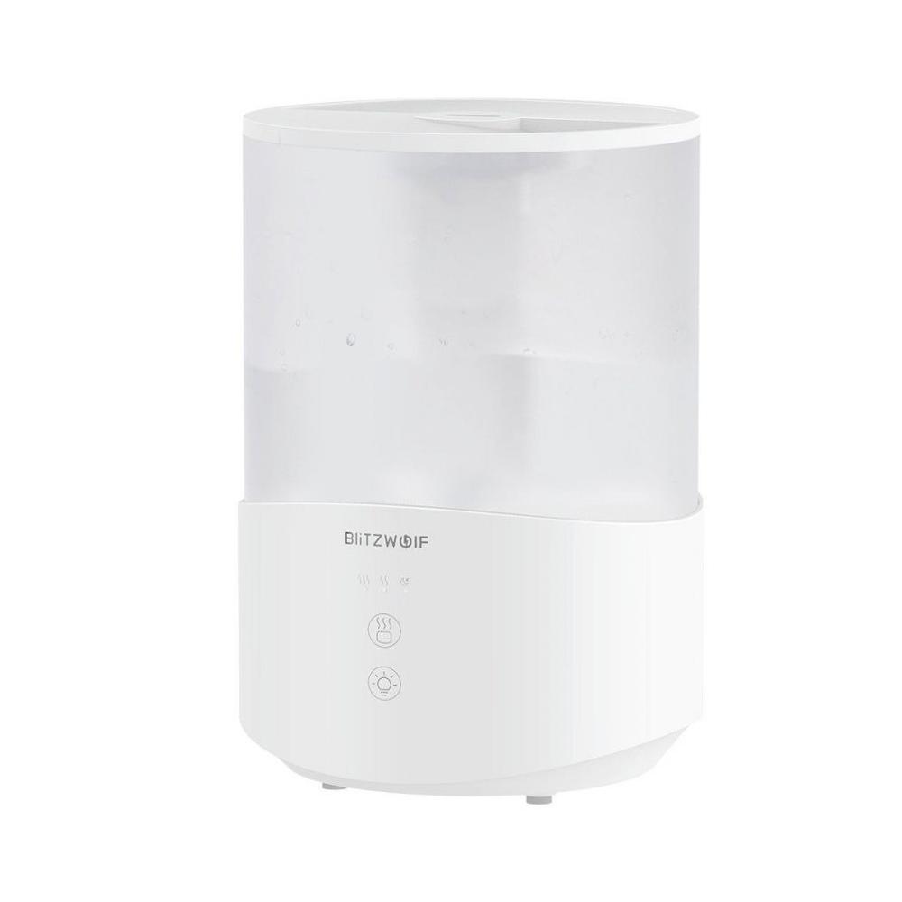 Umidificator si difuzor de arome BlitzWolf BW-SH1, Lumina RGB, Capacitate 2.5 L imagine case-smart.ro 2021