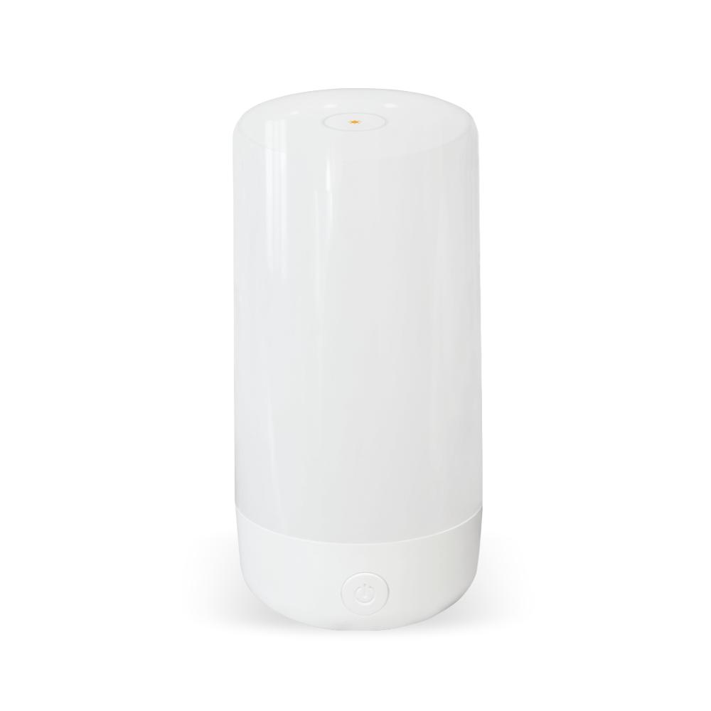 Lampa LED RedSun RS-NL-A1, Multicolor, Touchscreen, Incarcare USB, Control intensitate imagine case-smart.ro 2021